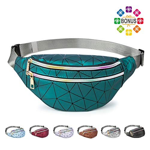Fashion Waterproof Multi Pockets Adjustable Festival product image