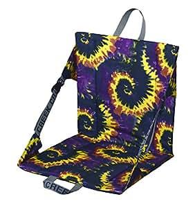 Amazon Com Crazy Creek Products Original Chair Tie Dye