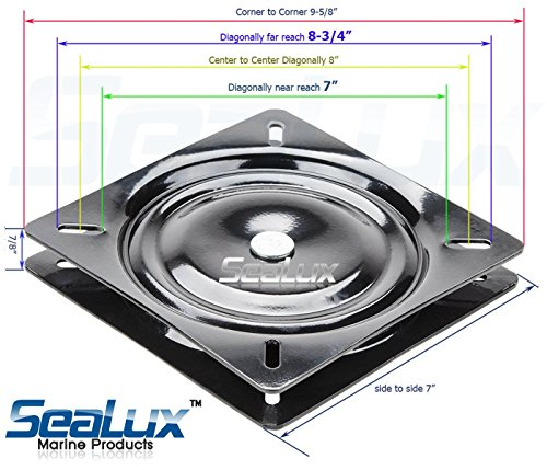 SeaLux Universal Heavy Duty 360 degree 7