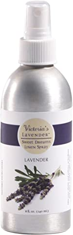 Victoria's Lavender Pillow and Linen Spray Sleep Better Tonight 100% Pure