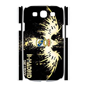 Samsung Galaxy S3 I9300 Csaes phone Case Real Madrid CF MDL90882