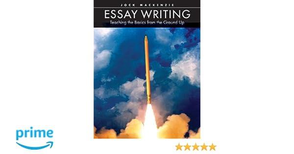 teaching essay writing