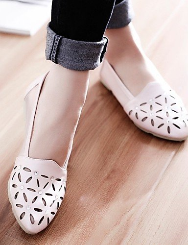 zapatos de charol tal de PDX mujer gasa q65TRw