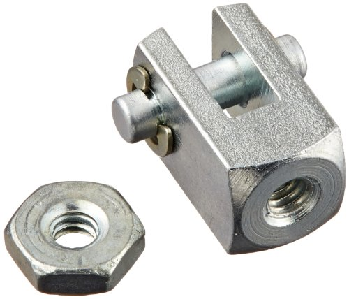 (Parker L071300025  Piston Rod Clevis, for Nose or Universal Mount, for use with 5/16
