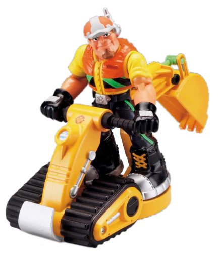 Fisher Price Rescue Heroes Mobile Force - Rip Rockafeller...