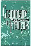 GRAMMAIRE DU FRANCAIS. Cours de civilisation française de la Sorbonne