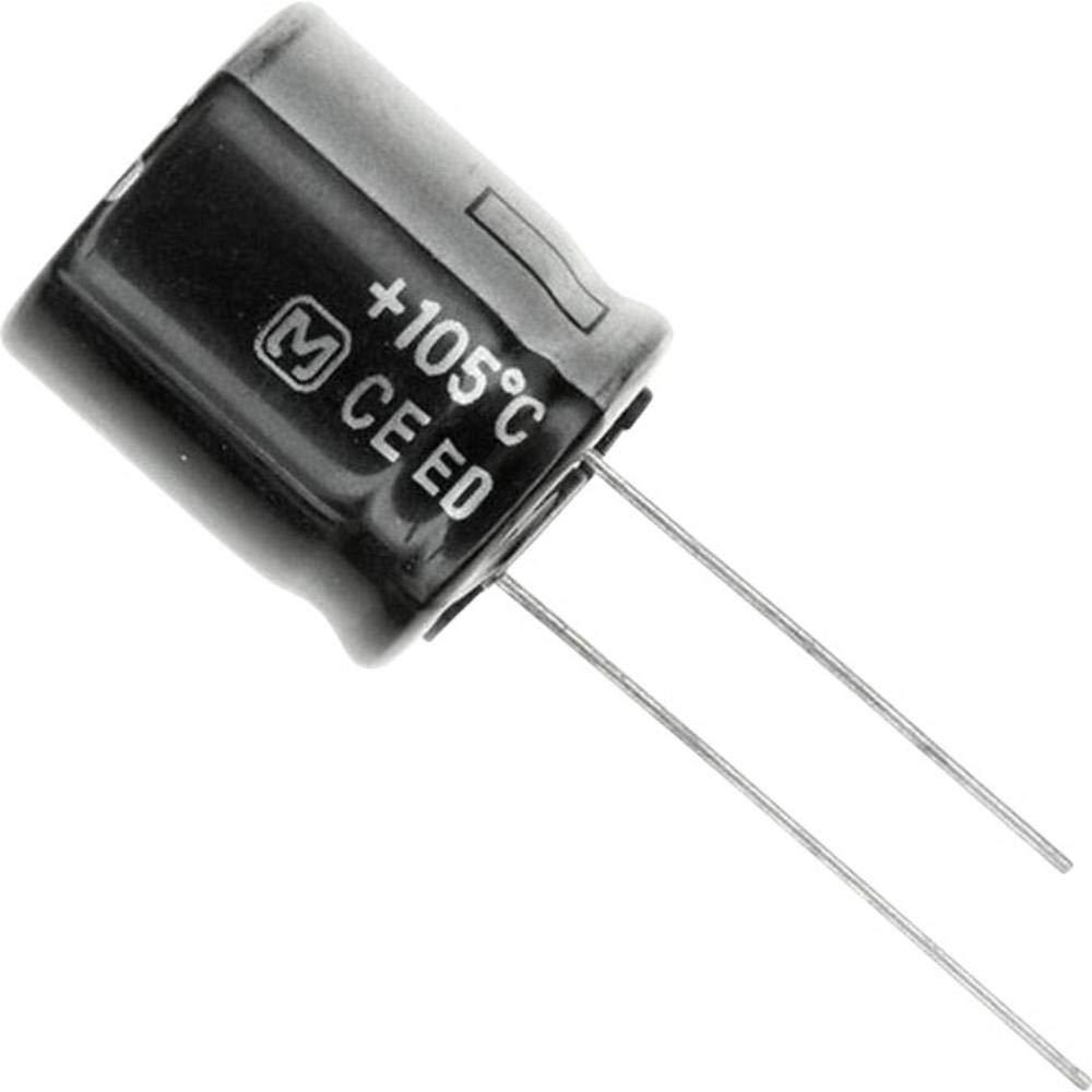 Panasonic Eeu Ed2g470s Elektrolyt Kondensator Radial Elektronik