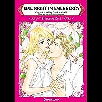 One Night in Emergency: Harlequin comics