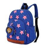 Kids Backpack,Nursery Preschool Backpack Shoulder Bags Kids Book Backpack Kindergarten Bag Boy Girl Rucksack 3-7 Years Old