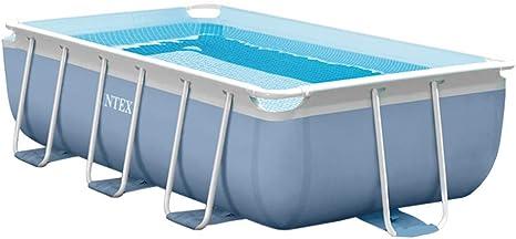 Intex 26772NP - Piscina desmontable Prisma Frame 300 x 175 x 80 cm, 3.539 litros: Amazon.es: Jardín