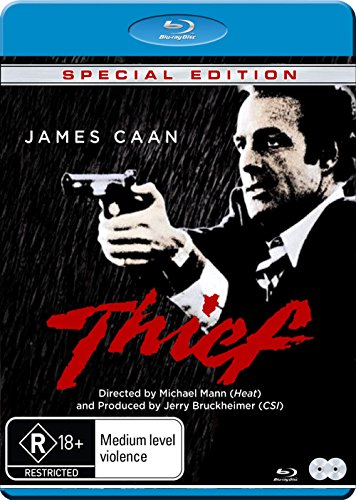 Thief: Special Edition [Blu-ray]