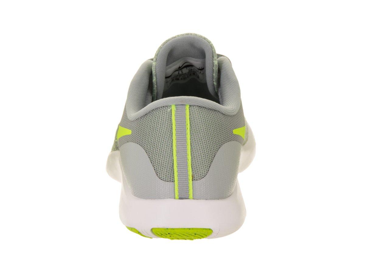NIKE šedá Dámská obuv - Flex kontaktovat B06VVJZLG8 šedá  White-Pure  Platinum-Cool šedá běžecká obuv Wolf Grey  Volt - sotva bílý b8df346 8e2ff0bb70
