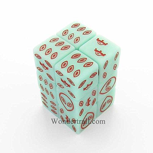 【お買得!】 Alien (16mm) Dice Box with 12 dice dice (16mm) Box B01FT7BKSO, ラストホビー:425b65f1 --- arianechie.dominiotemporario.com
