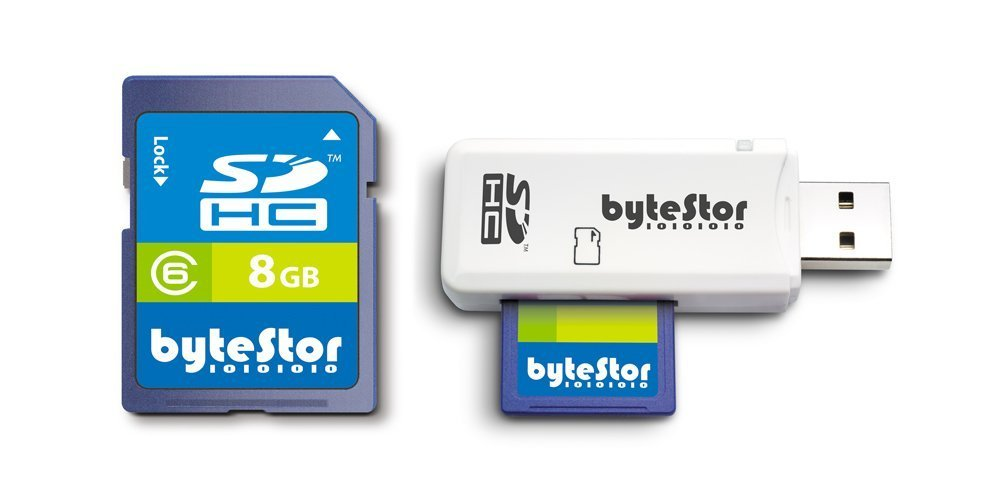BYTESTOR 8GB DRIVERS WINDOWS 7