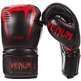 Venum Giant 3.0 Boxing Gloves 16 oz, Black/Red