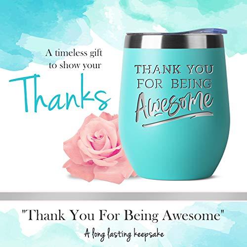 Thank You Gifts For Women – Best Relaxing Spa Gift Box Basket for Teacher Nurse Employee Boss Coworker Secretary…