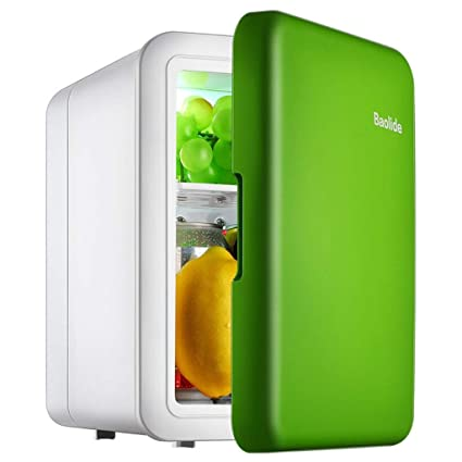 Amazon.es: WYJW Refrigerador del Coche Mini refrigerador 4L Mute ...