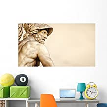 Wallmonkeys Menelaus Supporting Body Patroclus Wall Mural Peel and Stick Graphic (60 in W x 34 in H) WM369295