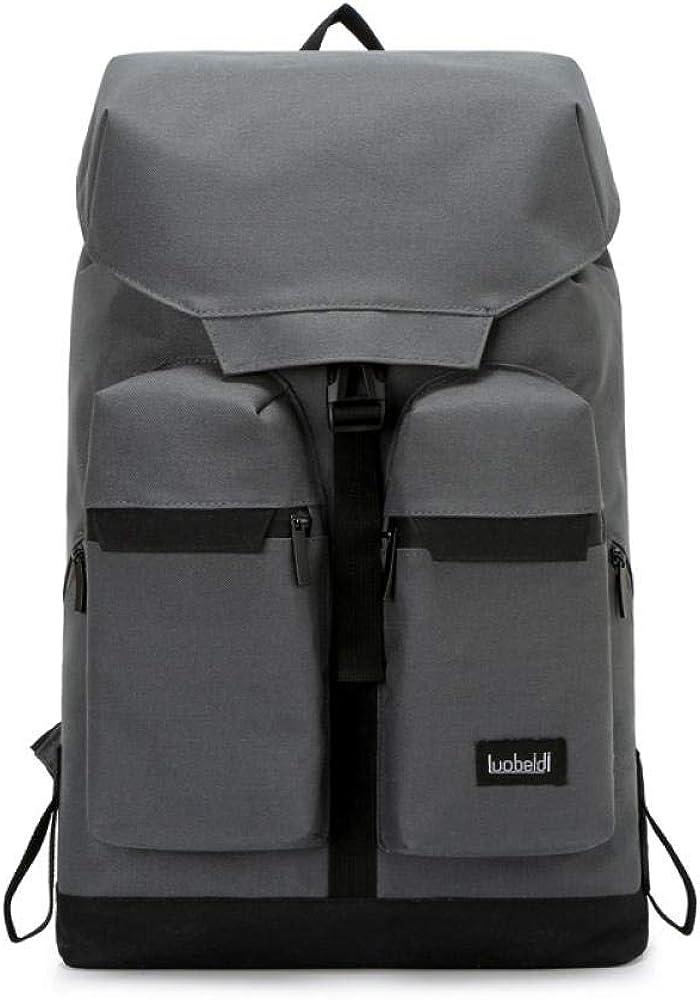 Creative Casual MenS Backpack Outdoor Waterproof Laptop Bag