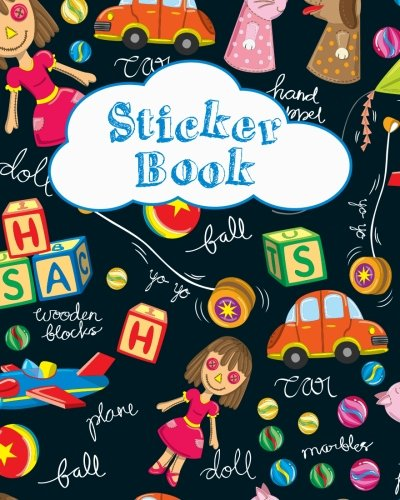 Ultimate Sticker Book/ Blank Sticker Collection BookThis sticker book for a great keepsake for kids who love their stickers and collecting favorite stickersDetailsThis blank space for your children stick their favorite stickersIt could also be used a...