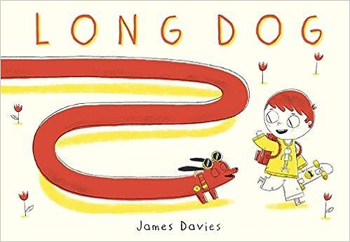 Image result for long dog james davies