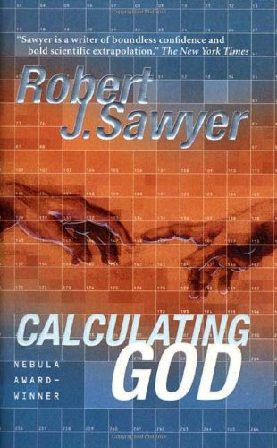 book cover of Calculating God