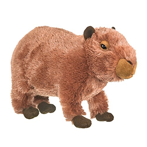 "Capybara Pup Plush Toys 11.5"" Stuffed Capybara Pup, Kids Stuffed Animals"