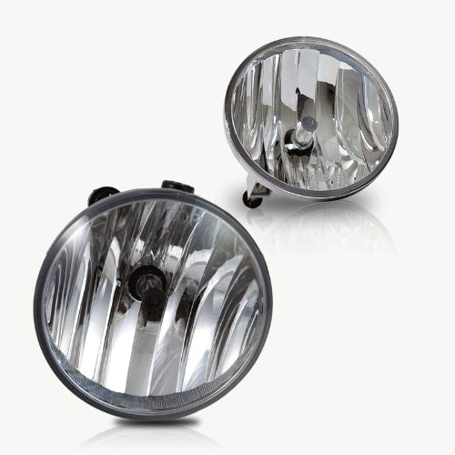 01 Oem Fog Light - 2