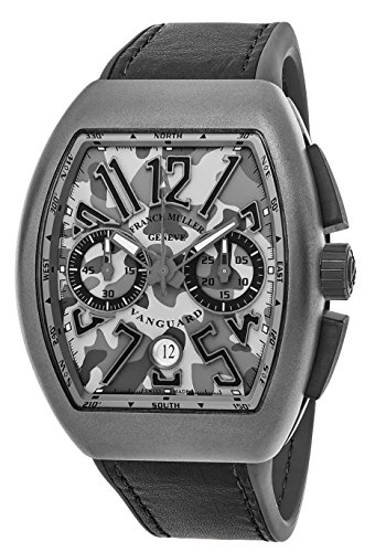 franck-muller-vanguard-mens-automatic-date-chronograph-grey-camouflage-face-grey-rubber-strap-watch-