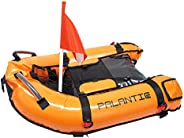 Palantic Scuba Diving Inflatable Gangway Float Boat with Dive Flag & Air