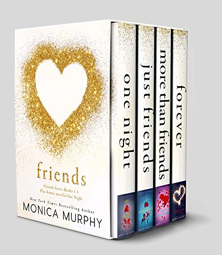 The Friends Boxed Set: (Friends Series Books 1-3) cover
