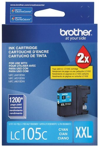 Brother LC105C OEM Ink MFC J4310DW