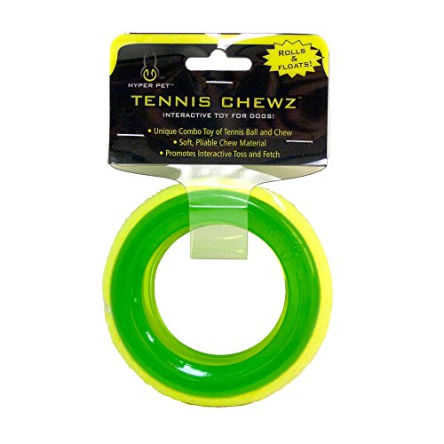 the latest 6c117 f26c3 on sale Hyper Pet Hyper Tennis Chewz Band, Green