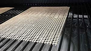 Frogmats Non Stick Grill Mat - Many Sizes (GMG Daniel Boone (27x19')) Size: 19inx27in, Model: , Home/Garden & Outdoor Store