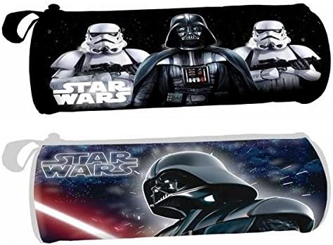 Star Wars Estuche portatodo cilindrico: Amazon.es: Juguetes y juegos