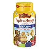 L'il Critters Fruit N' Honey Complete Multivitamin, 120 Count [120 Count] Review