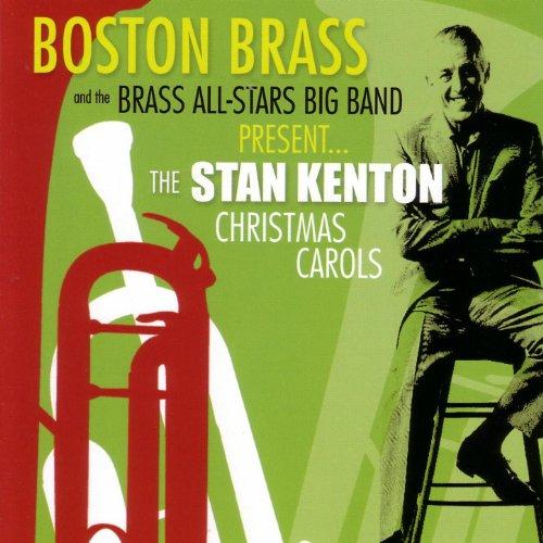 Stan Kenton Christmas Carols (Carols Band Christmas Brass)