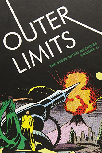Steve Ditko Space - Outer Limits: The Steve Ditko Archives Vol. 6