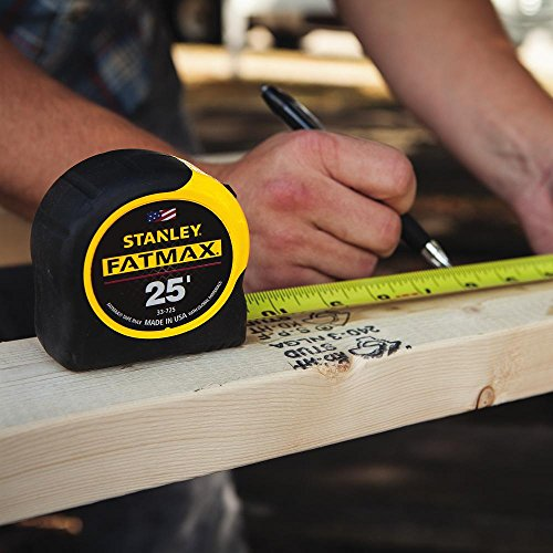 Stanley FMHT74038A FatMax 25 Foot Tape Measure 2PK