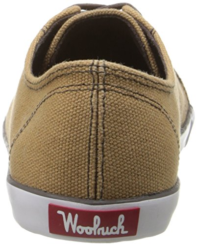 Women's Fashion Brown Strand Brush Sneaker Woolrich FxEw4d7YqF