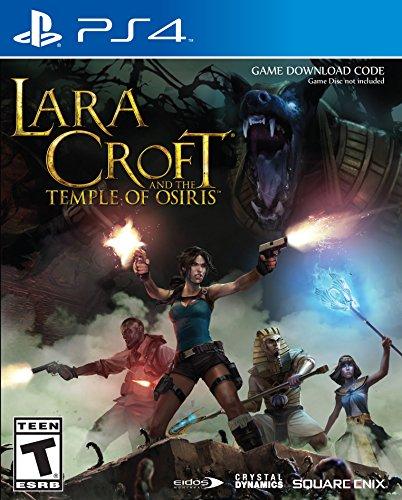 Lara Croft Tomb Raider Game Costume (Lara Croft and the Temple of Osiris + Season's Pass)