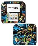 Teenage Mutant Ninja Turtles TMNT Leonardo Leo Shredder Cartoon Movie Video Game Vinyl Decal Skin Sticker Cover for Nintendo 2DS System Console