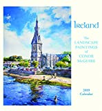 Ireland - Landscape Paintings 2019 Calendar