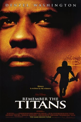 Remember The Titans (2000) - 11 x 17  - Style A