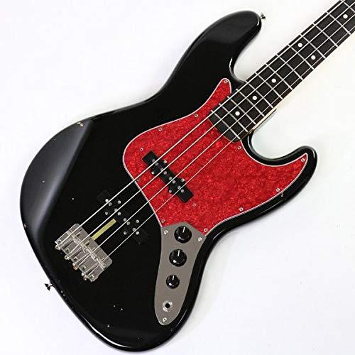 Fender USA/American Vintage 62 Jazz Bass 3knobs Black   B07PQBZVDN