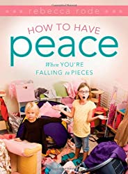 How to Have Peace When You're Falling to Pieces