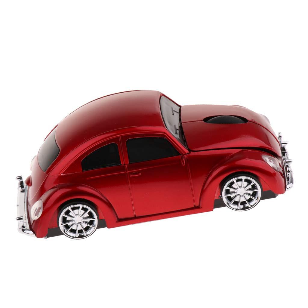 Homyl Car Shape 1200DPI Optical Wireless Gaming Mouse Mice for Laptop #1 3fd0ba4b069100616f002f0a22e2f45d
