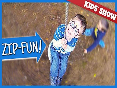Zip Zip Hooray Kids Swing On -