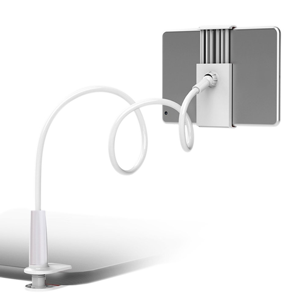 Jacksayso Universal 360 Degree Flexible Table Stand Mount Holder for iPhone iPad Tablets by Jacksayso (Image #1)