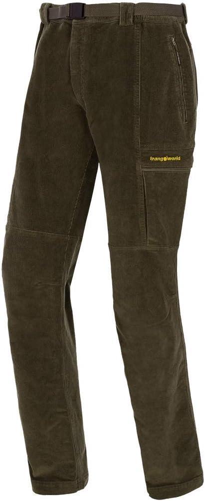 Verde Oscuro Hombre Trangoworld Sagano Pantalones M